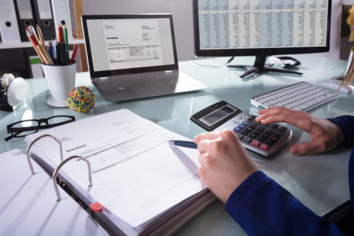 Tax preparation services for dental offices