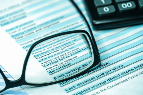 financial services accounting