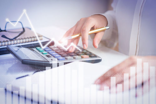 tax specialist with reports